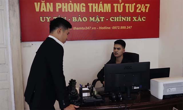 Công ty thám tử 247 tại Hà Nội nỗ lực cố gắng để thành công